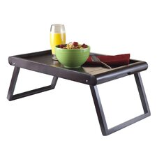 Elise Bed Tray with Wainscoting Top