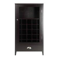 Bordeaux 25 Bottle Wine Cabinet