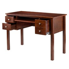Emmett 4 Drawer Writing Desk