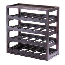 Kingston 20 Bottle Wine Rack
