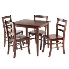 Groveland 5 Piece Dining Set