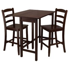 Lynnwood 3 Piece Dining Table Set