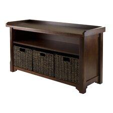 Granville 4 Piece Wood Storage Hall Bench Set