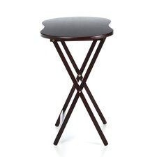 Skippy TV Tray Table with Stand (Set of 4)