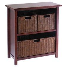 Milan 3 Drawer Storage Shelf
