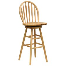 "Basics 24"" Swivel Bar Stool"