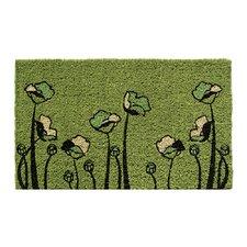 Handmade Two-Lips Doormat