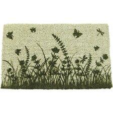 Handmade Garden Silhouettes Doormat