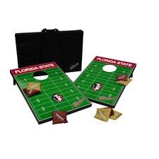 NCAA 10 Piece Cornhole Game Set