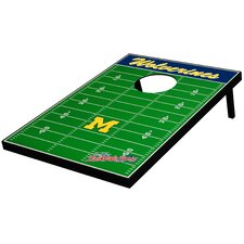 NCAA Football Cornhole Game