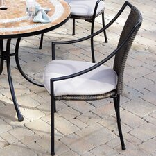Laguna Slope Dining Arm Chairs (Set of 2)
