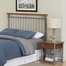 Orleans Panel 2 Piece Bedroom Set