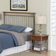 Orleans Panel 3 Piece Bedroom Set