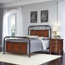Richmond Hill Panel 2 Piece Bedroom Set