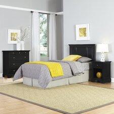 Bedford Panel 3 Piece Bedroom Set