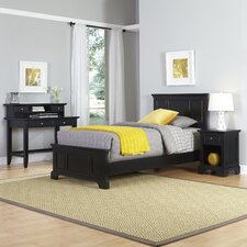 Bedford Panel 4 Piece Bedroom Set (Set of 3)