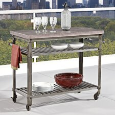 Urban Serving Cart