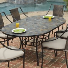 Stone Harbor Oval Dining Table