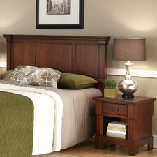 Aspen Panel 2 Piece Bedroom Set