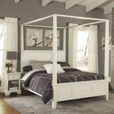 Naples Panel 2 Piece Bedroom Set