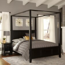 Bedford Panel 2 Piece Bedroom Set