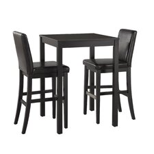 Nantucket 3 Piece Pub Table Set