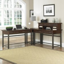 Cabin Creek Computer Desk with Keyboard Tray