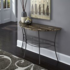 Turn to Stone Console Table