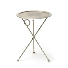 French Flea Market End Table