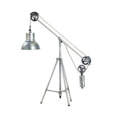 "Balance Desk 22"" H Table Lamp with Bell Shade"