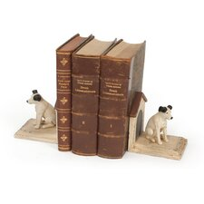 Jack Russel Book Ends (Set of 2)