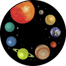 Planets Effect Wheel