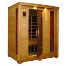 Grand 3 Person Carbon FAR Infrared Sauna II