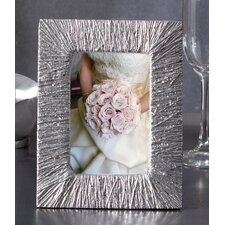 Etched Aluminum Picture Frame