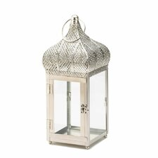 Lattice Top Candle Lantern