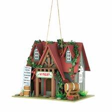 Winery Hanging Birdhouse