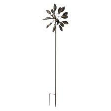 Garden Leaf Windmill