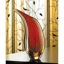 Artistic Fire Vase
