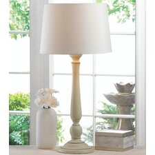 "Dover 22.75"" H Table Lamp with Empire Shade"