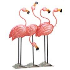Flock Of Flamingos Décor