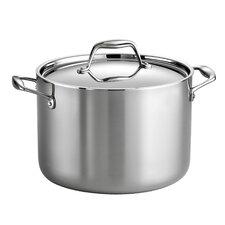 Gourmet 8 Qt. Stock Pot with Lid