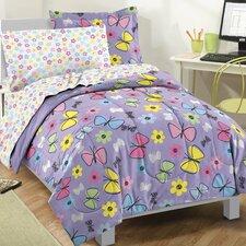 Sweet Butterfly Bed Set