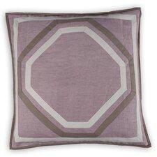 Biella Linen/Cotton Throw Pillow