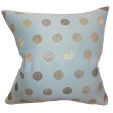 Calynda Dots Throw Pillow
