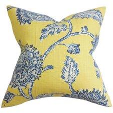 Behati Floral Throw Pillow