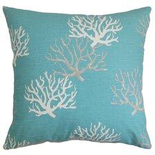 Hafwen Coastal Cotton Throw Pillow
