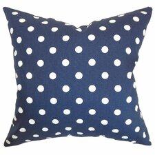 Nancy Cotton Throw Pillow