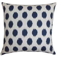 Faustine Cotton Throw Pillow