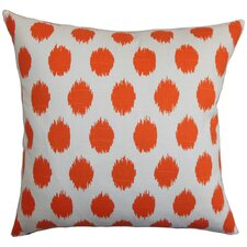 Kaintiba Cotton Throw Pillow