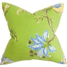 Xois Floral Throw Pillow